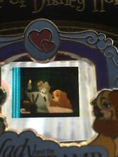 Piece of Disney Movies - Walt Disney's Lady and the Tramp LE 2000 Disney Pin HTF