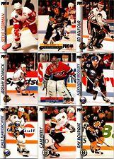 1992-93 Pro Set COMPLETE HOCKEY CARD SET 1-270 GRETZKY LEMIEUX ROY JAGR  Mint RC
