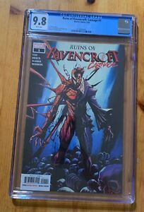 Ruins of Ravencroft: Carnage #1 CGC 9.8 NM/MT, Spider-Man!