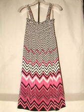 #1965 SMOCKED ELASTIC TOP SUNDRESS FROM ACE FASHIONS/EROS, OSFM (S-M-L)**, NWT