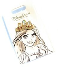Disney Parks Princess Rapunzel Tiara Flair Jeweled Crown Pin Tangled - NEW