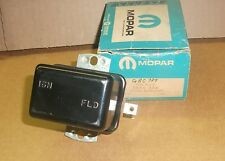 NOS Mopar 2444348 1963-1968 Dodge Truck model 100-500 voltage regulator