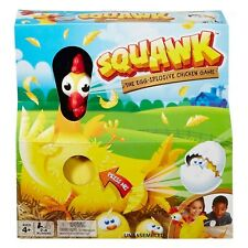 Squawk Family Fun Game Egg-splosive Chicken Game Kids Game Toy NEW