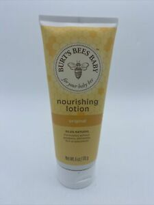 BURT'S BEES - Baby Bee Nourishing Butters Body Lotion Tube 6.oz (Original)