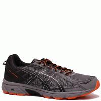 Men's Asics GEL-VENTURE 6 T7G1Q/9616 FRST GRY/PHNTM Lace-Up Trail Running Shoes