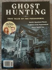 Ghost Hunting True Tales of The Paranormal Magazine 2020 Kindred Spirits