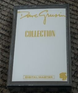 Dave Grusin Collection Cassette Digital Master Phoebe Snow, etc. Sealed New HITS
