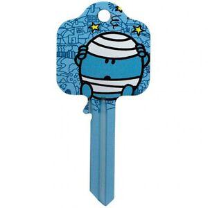 Mr Bump - Blank Door Key   - GIFT