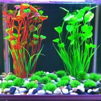 40cm Artificial Simulation Water Plants Aquarium Plant Grass for Fish Tank Decor