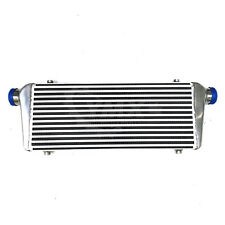 """28""""x9""""x2.5"""" Intercooler Charge Air Cooler For Supra Eclipse 240sx Civic 2"""" Inlet"""