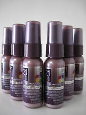 Pureology Colour Fanatic 21 Essential Benefits 1 oz LOT OF 6