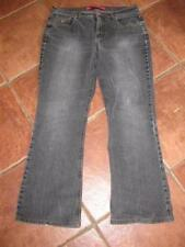 Bootcut Jeans Size Petite Mid Faded for Women