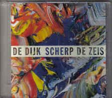 De Dijk-Scherp De Zeis Promo cd single