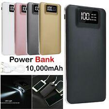 100000mAh Power Bank Cargador externo batería para iPhone Samsung Huawei Lote