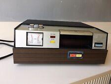 Rare Automatic Radio 8-Track Player/Recorder HRP-1356e