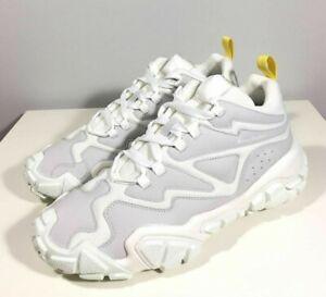 Brand-new Men's Acne Studios Bolzter Bensen M White Sneakers in US 12/Euro 45