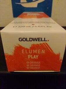 Goldwell Elumen Play Semi Permanent Color Orange 4oz