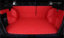 Luxury Custom Car trunk mat For Tesla 3/Tesla S/Tesla X 2012-2020
