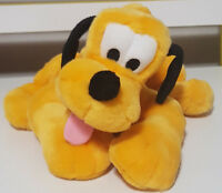 DISNEY PLUTO DOG CHARACTER TOY PLUSH TOY! SOFT TOY ABOUT 24CM LONG KIDS TOY!