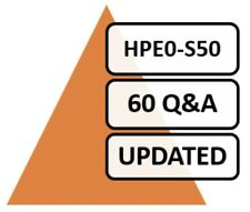 Integrating HPE Synergy Solutions HPE0-S50 Exam 60 Q&A PDF ONLY