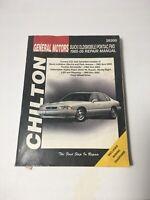 Chilton General Motors Buick Oldsmobile Pontiac Fwd 1985-05 Repair Manual 28200
