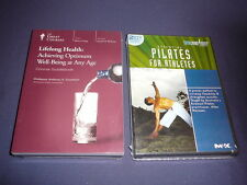 Teaching Co Great Courses  DVDs               LIFELONG HEALTH       new + BONUS