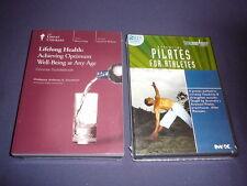 Teaching Co Great Courses  DVDs               LIFELONG HEALTH       new + BONUS