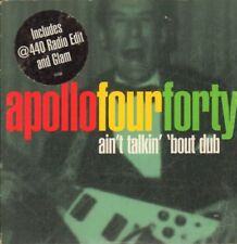 Apollo Four Forty(CD Single)Ain't Talkin' 'Bout Dub-Sony Music-SSXC06-U-VG