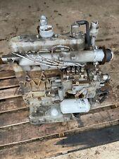 Kubota V2203 Running Engine