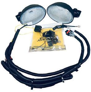 John Deere Original Equipment Light Kit - BM22808,1