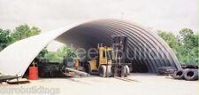 DuroSPAN Steel 51x160x17 Metal Quonset Barn Farm Structure Building Kit DiRECT