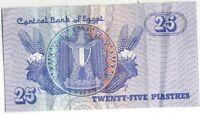 EGYPTE  25 piastres 2005
