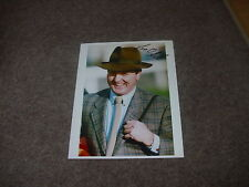 JonJo O'Neill Penrith Horse Racing Trainer 9/12/94 Hand Signed Press Photo