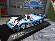 PORSCHE 956L 956 Langheck Le Mans 1983 JDavid Fitzpatrick #11 H Minichamps 1:43