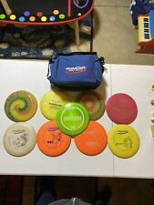 frisbee golf disc lot