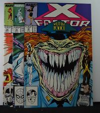 X-Factor #s: 30,31,32  (Marvel,1988)   3 Issues!