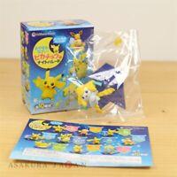 Pokemon Center Original Mini Figure Good night! Pikachu Night Parade #10 Jirachi