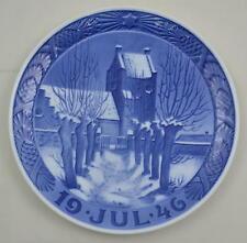Royal Copenhagen - Weihnachtsteller 1946 - Christmas plate 1946
