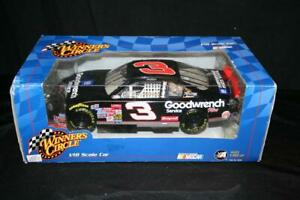 Winners Circle Dale Earnhardt NASCAR #3 Black 1/18 Scale GOODWRENCH