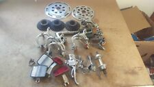 Vintage Schwinn Parts Lot #1 ~ 60s 70s Stingray Collegiate Varsity hubs brakes