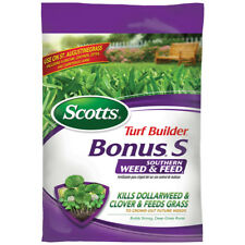 Scotts Turf Builder Bonus S Southern Weed and Feed 18.17 lb 5000-sq ft Lawn Food