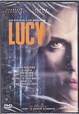 Dvd **LUCY** di Luc Besson con Scarlett Johansson Morgan Freeman nuovo 2014