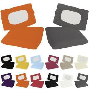 Qool24 Universal Kissenbezug für Gesundheits- und Nackenstützkissen Kissenhülle