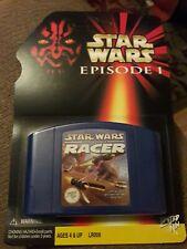 Nintendo 64 Star Wars Episode I Racer Limited Run Games N64