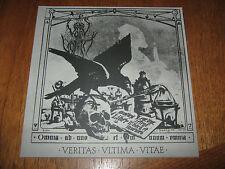 """VOIDS OF VOMIT """"Veritas Vltima Vitae"""" MLP  bastard priest grave miasma"""