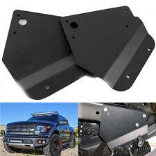 """Pair For 10-14 Ford F150 SVT Raptor 3"""" LED Spot Beam Fog Light Mount Brackets"""