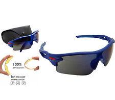 Gafas de Sol UV 400 Ciclismo Polimero de Carbono MTB Bicicleta + Estuche 4500