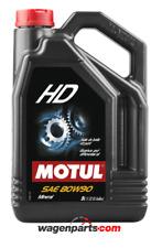 Aceite Transmisión Extrema Presión Motul HD 80W90, 5 Litros Cambio manual
