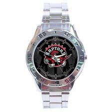 Toronto Raptors NBA Stainless Steel Analogue Men's Watch Gift