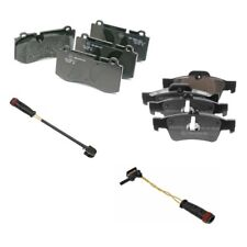 Mercedes Benz C216 CL W221 S R230 Front & Rear Brake Pads And Sensors Kit Jurid